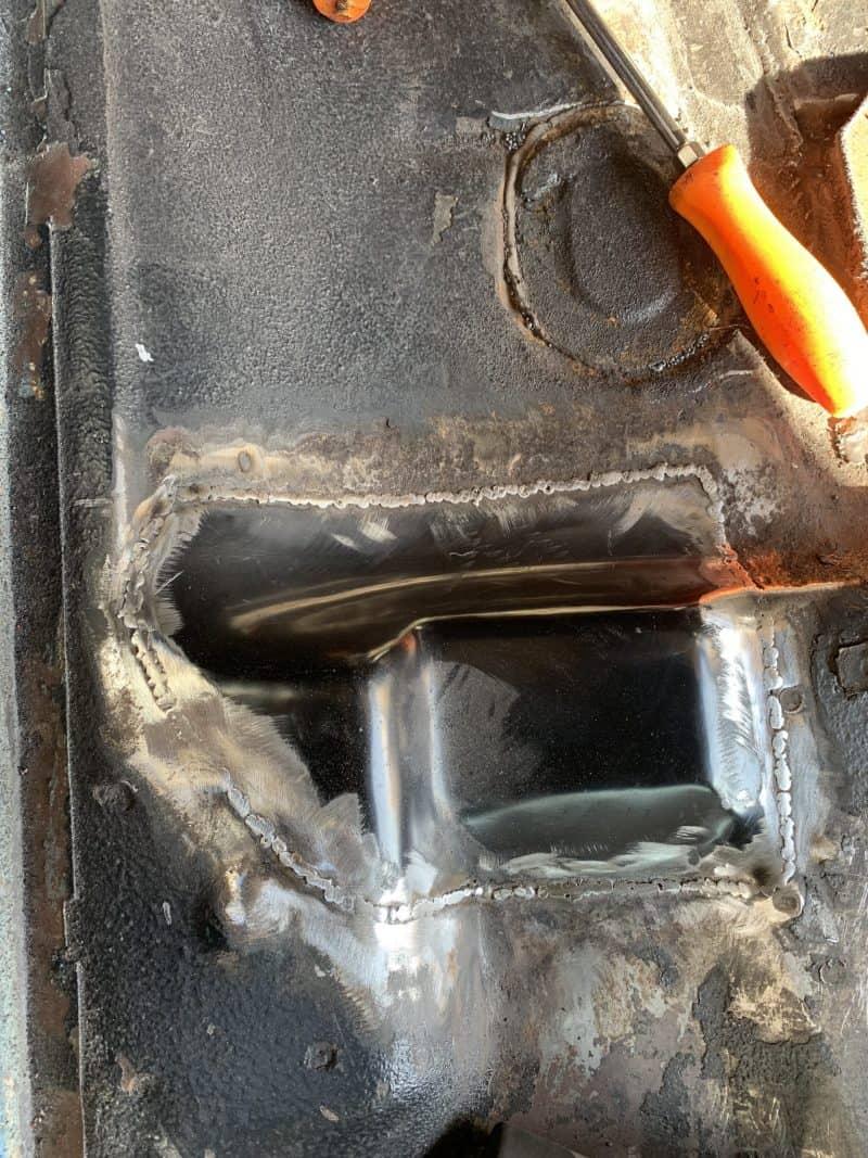 Rust Repair